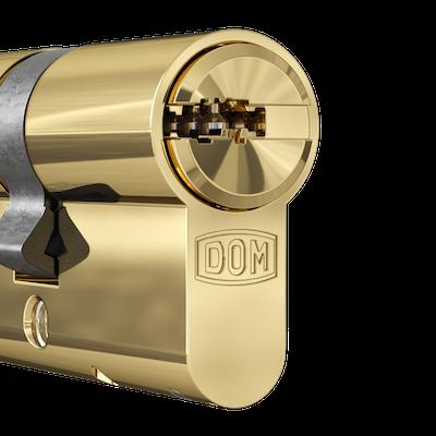 DOM cylindre Doré