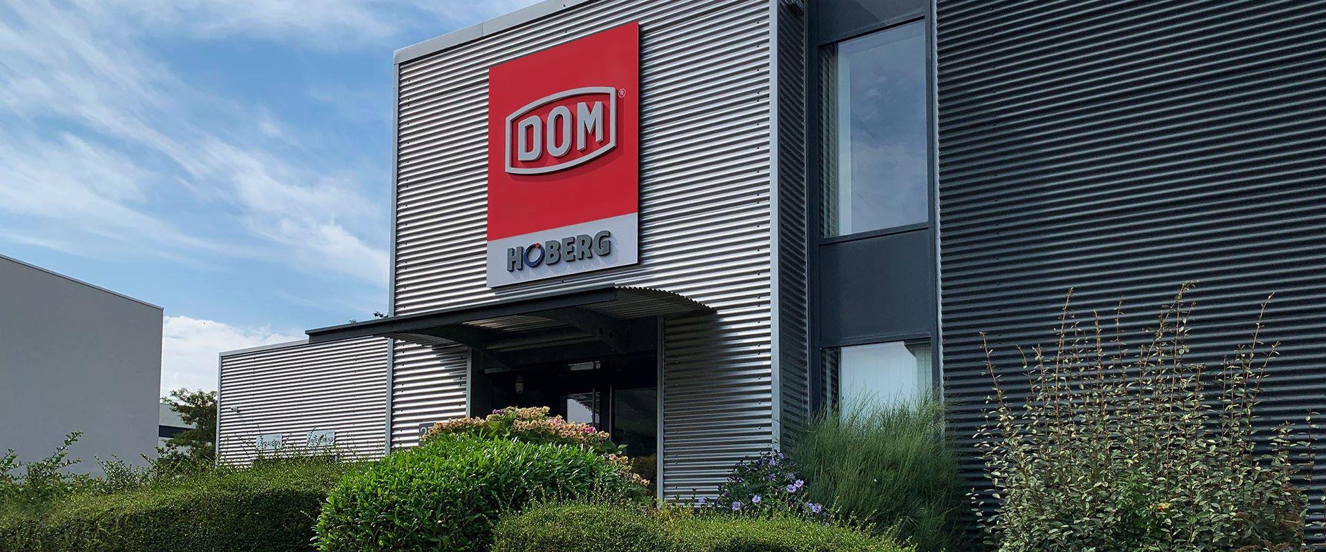 Building DOM HOBERG Wavre