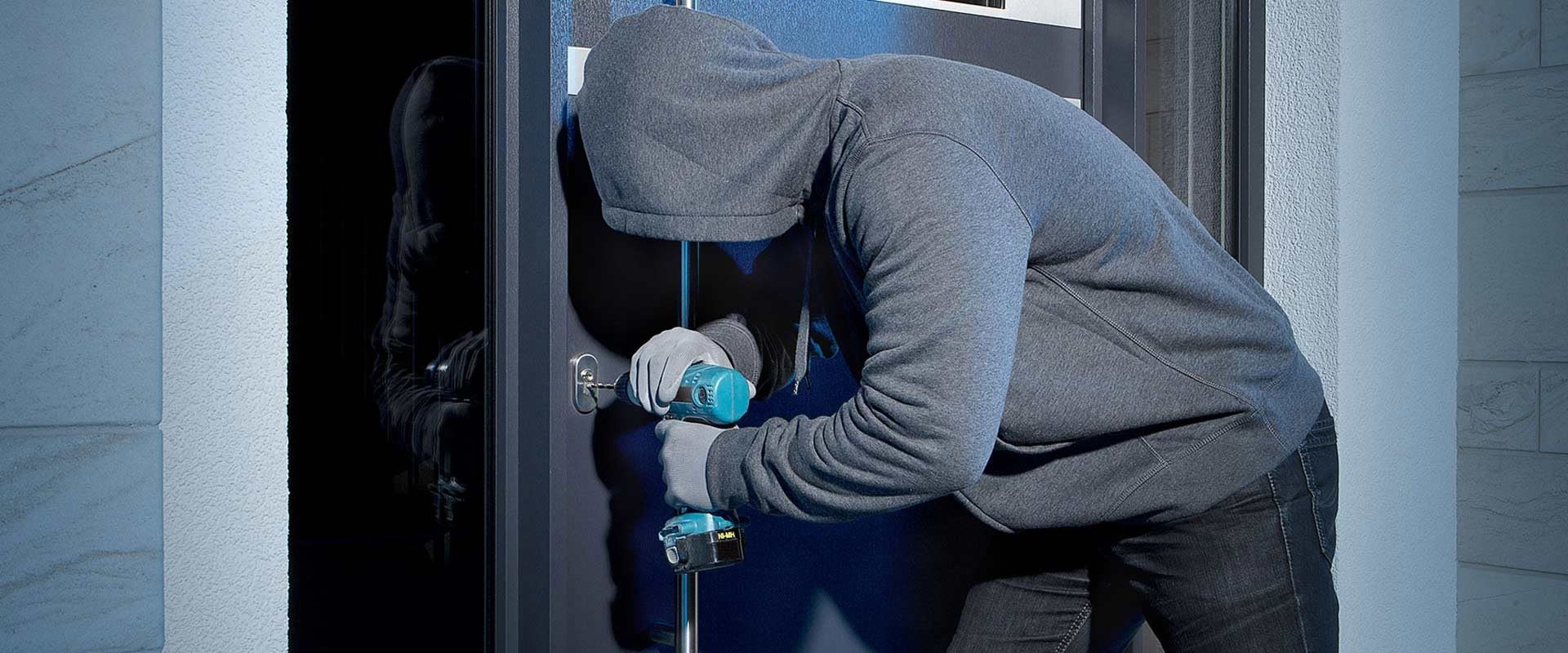 Homeowners Protection against burglary