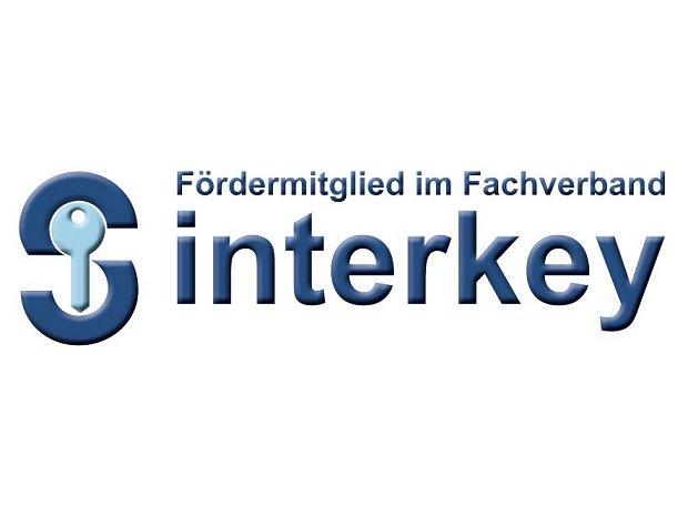 Logo Fördermitglied im Fachverband Interkey
