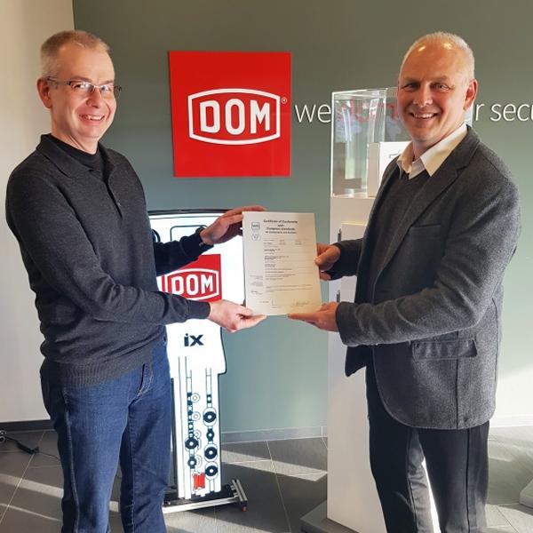 VDS EN Certification