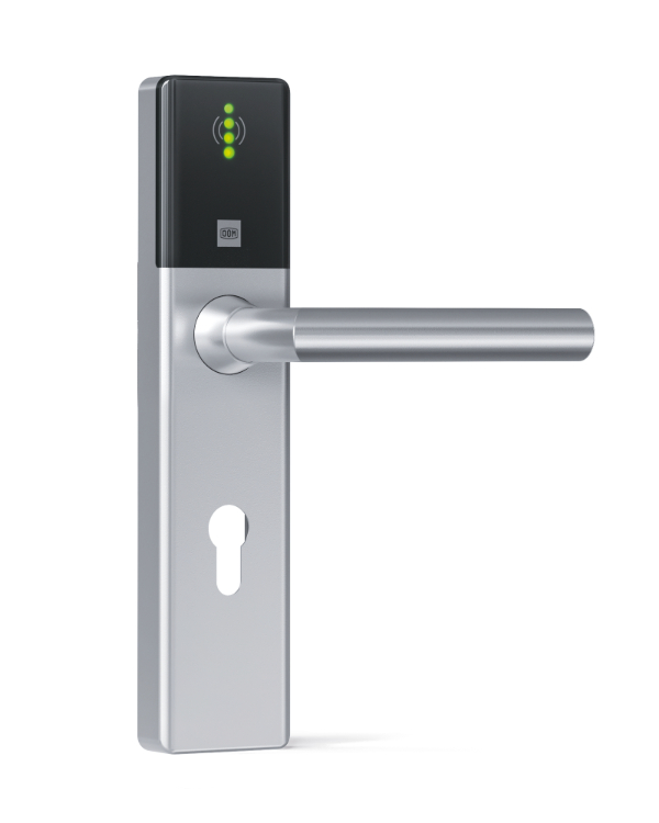 door electronic handle