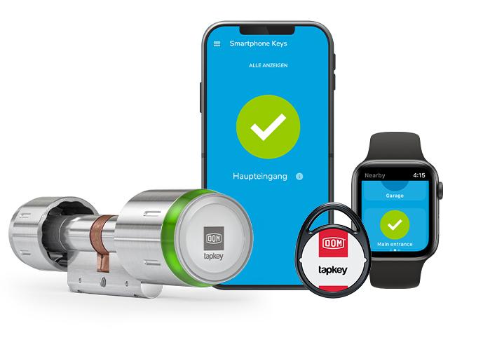 Tapkey-Smartphone-Transponder