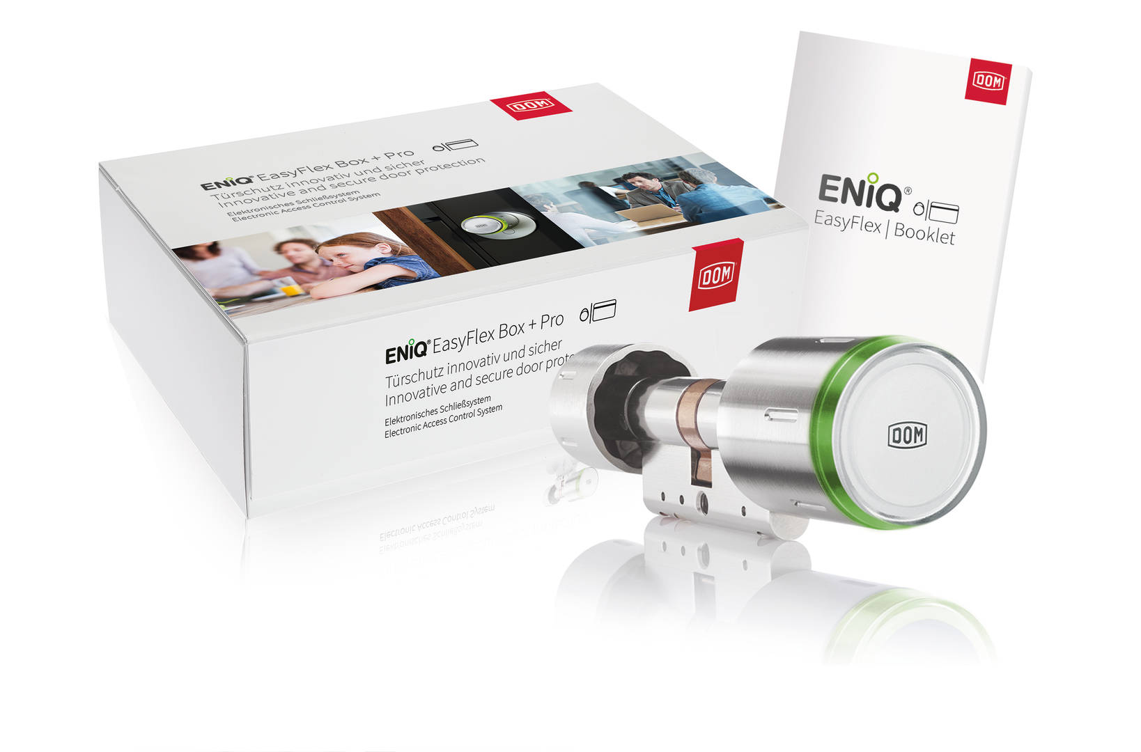 DOM ENiQ EasyFlex Box + Pro