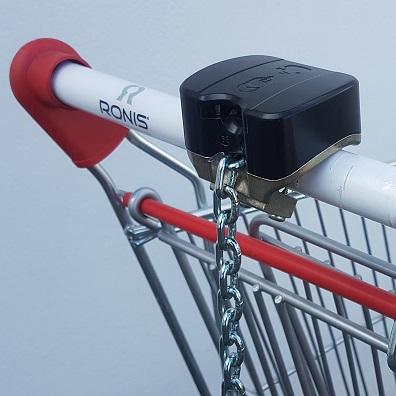 Trolley Lock DOM-Ronis