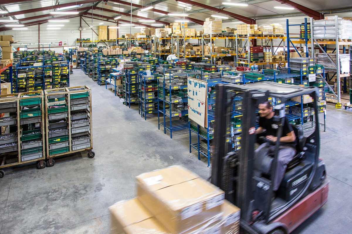 Wholesale logistics