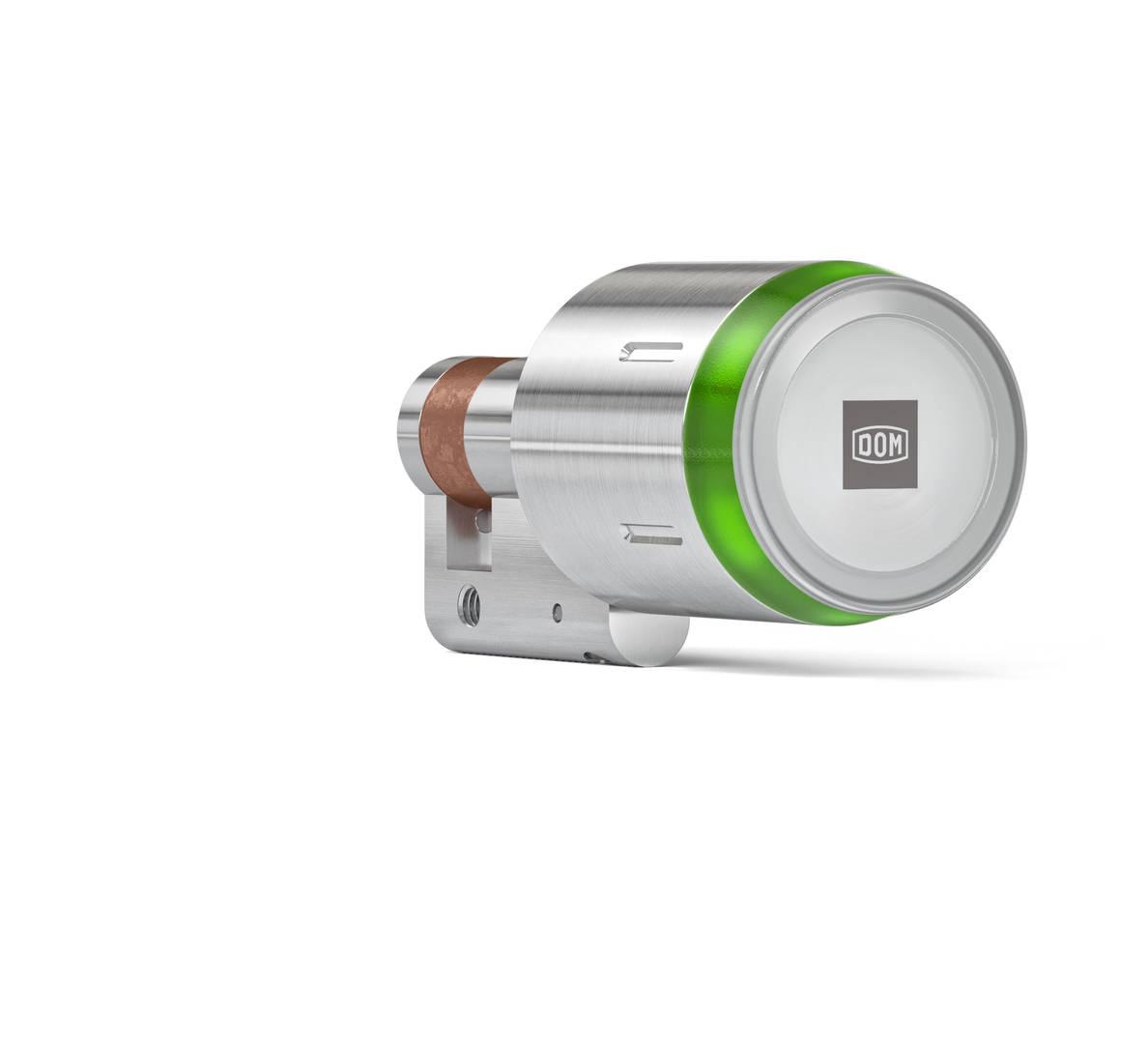 ENiQ Pro Profil européen Demi-cylindre pour poignée escamotable