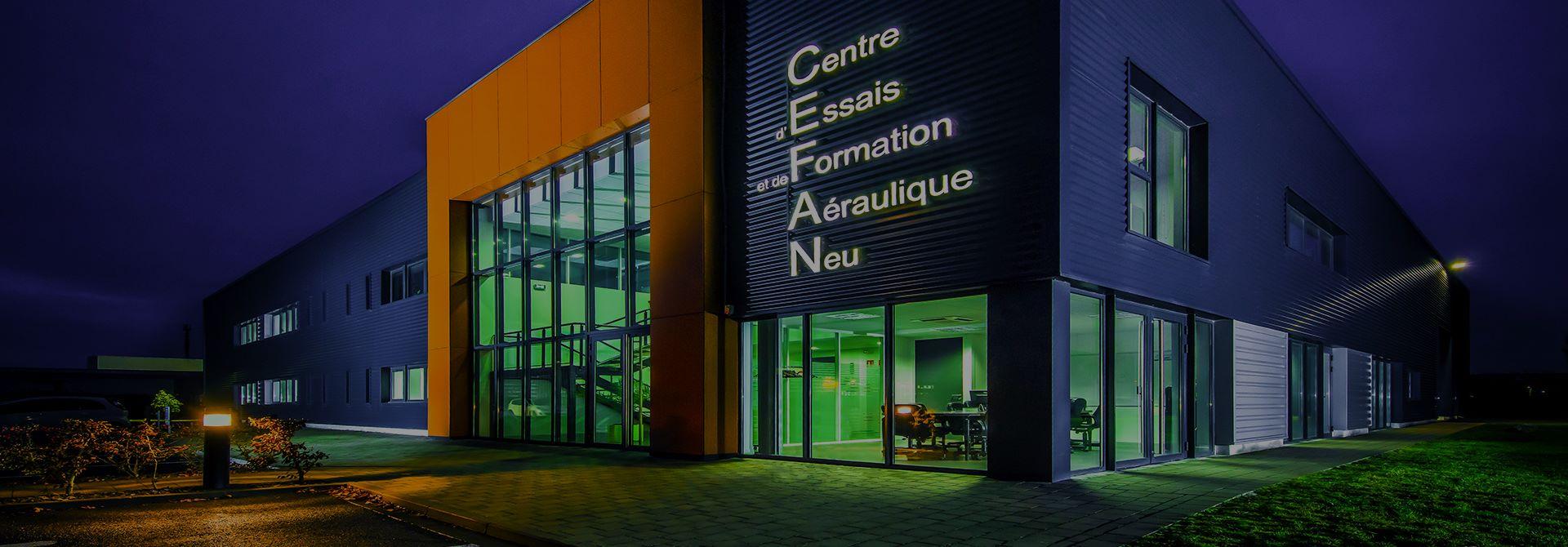 Training center CEFAN
