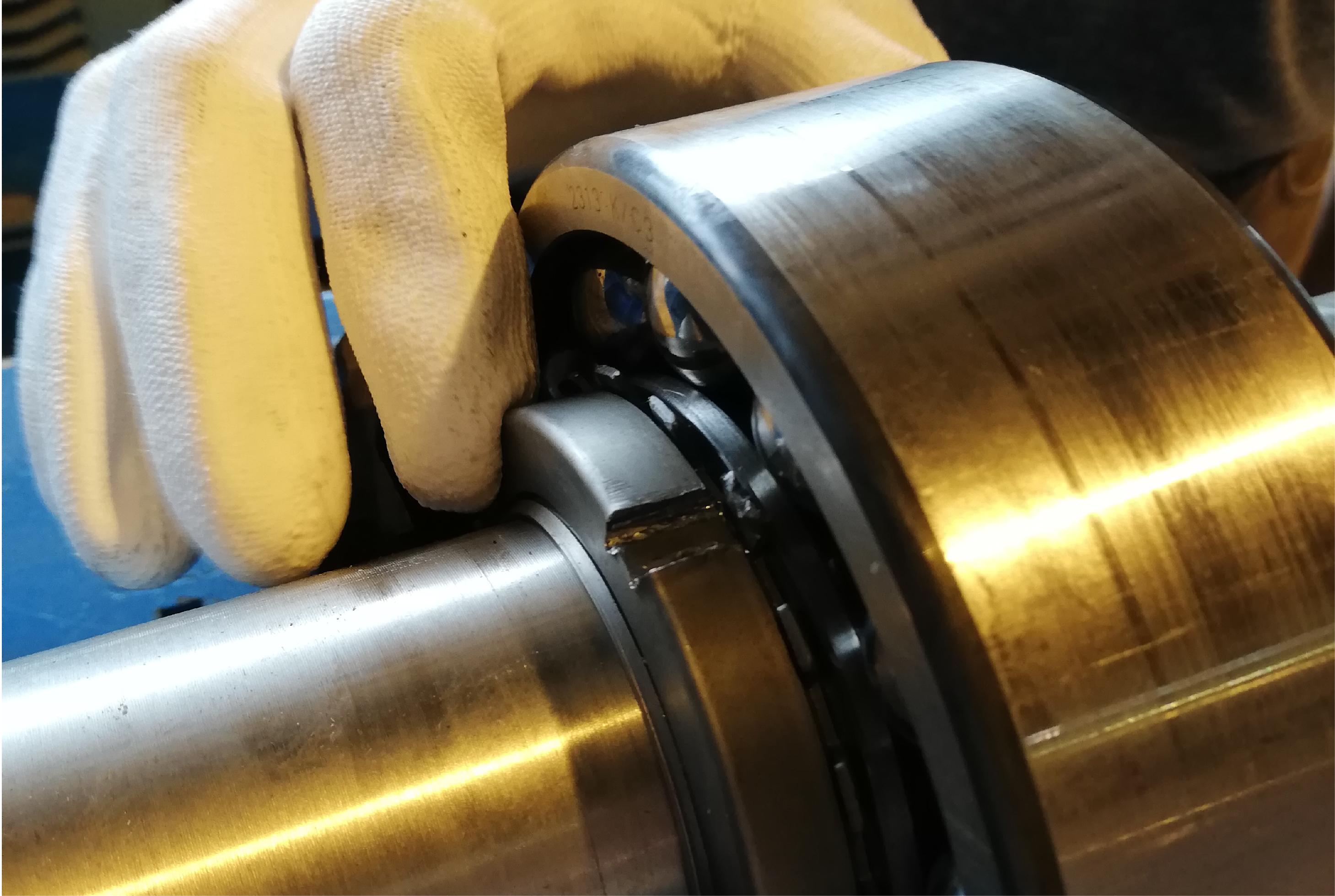 maintenance curative ventilateur