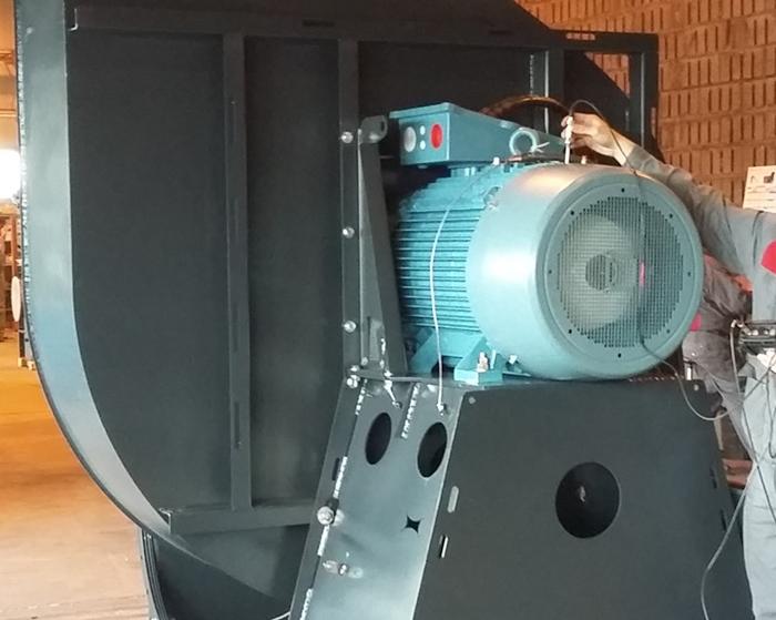 controle ventilateur