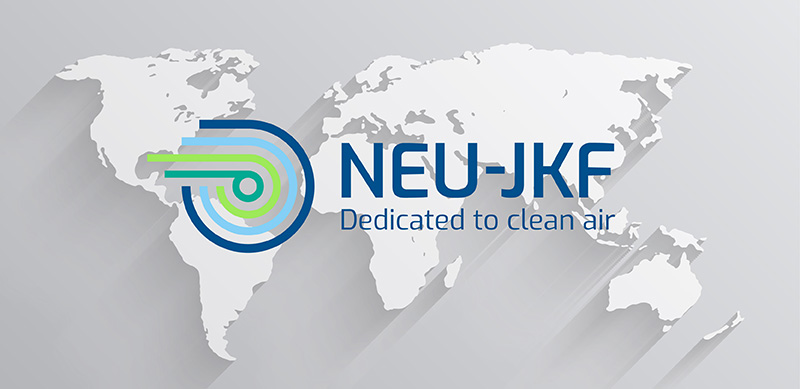 NEU-JKF : Dedicated to clean air