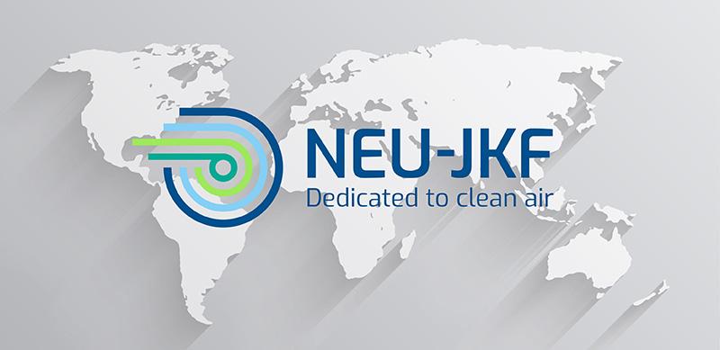 NEU-JKF : Dedicated to clean air