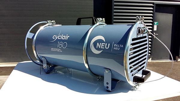 Nuclear Engineering International - Cyclair 180