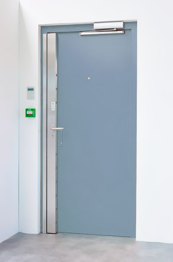 Porte CR5 Doortal avec serrure LSS de Dény Security