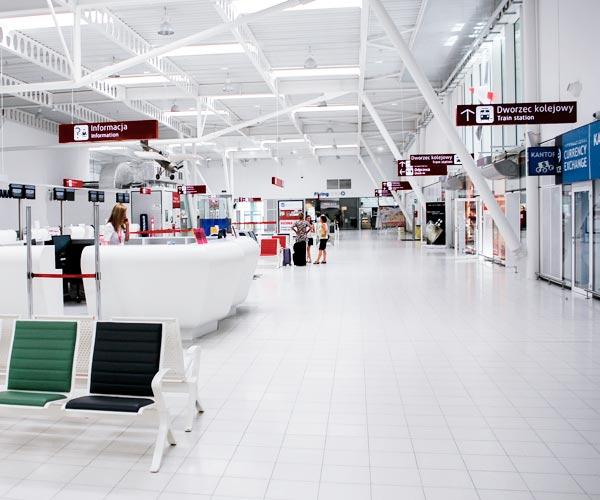 Sécurité des aéroports
