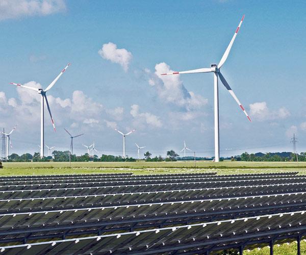 Sites industriels et de production d'énergie