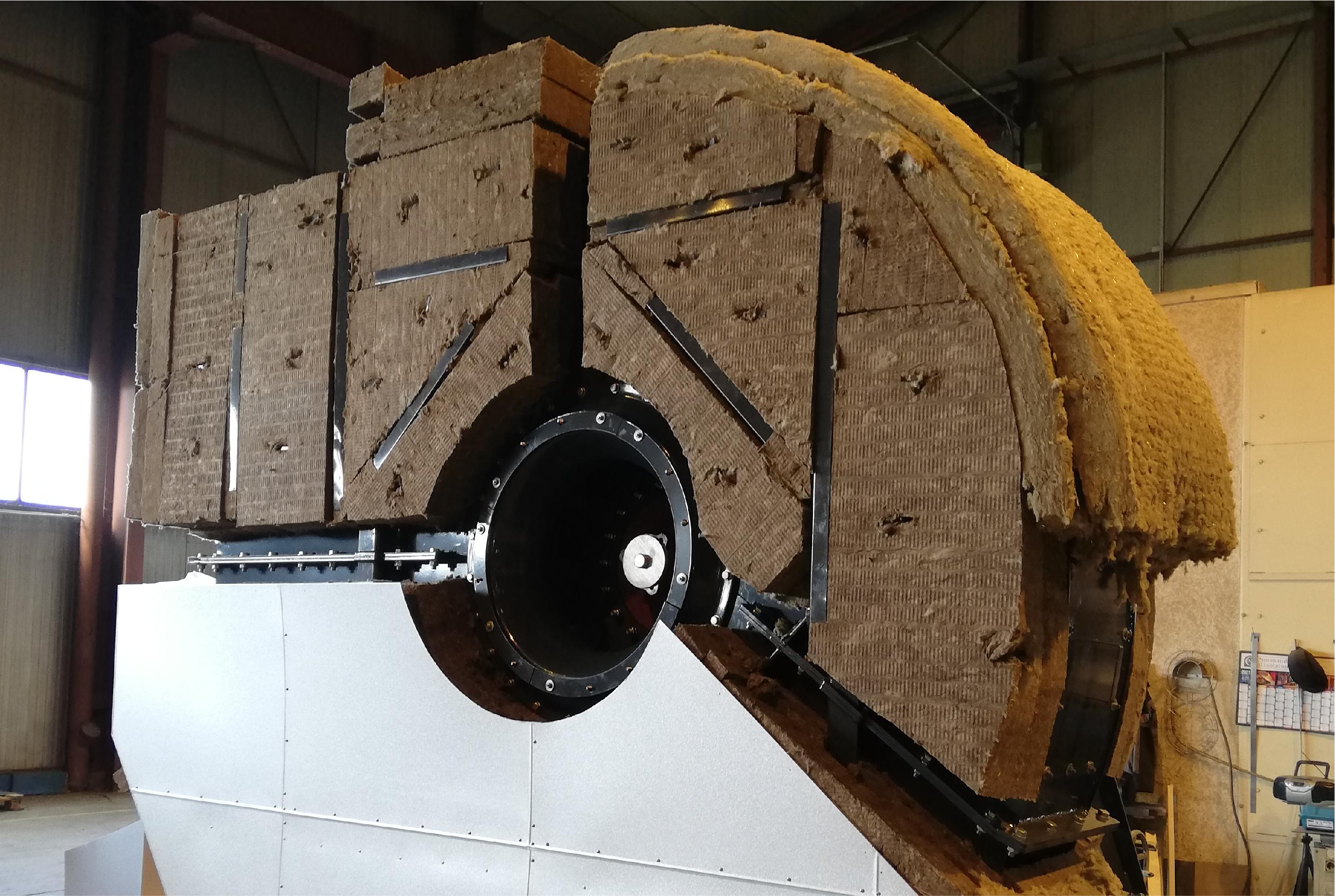 isolation thermique ventilateur