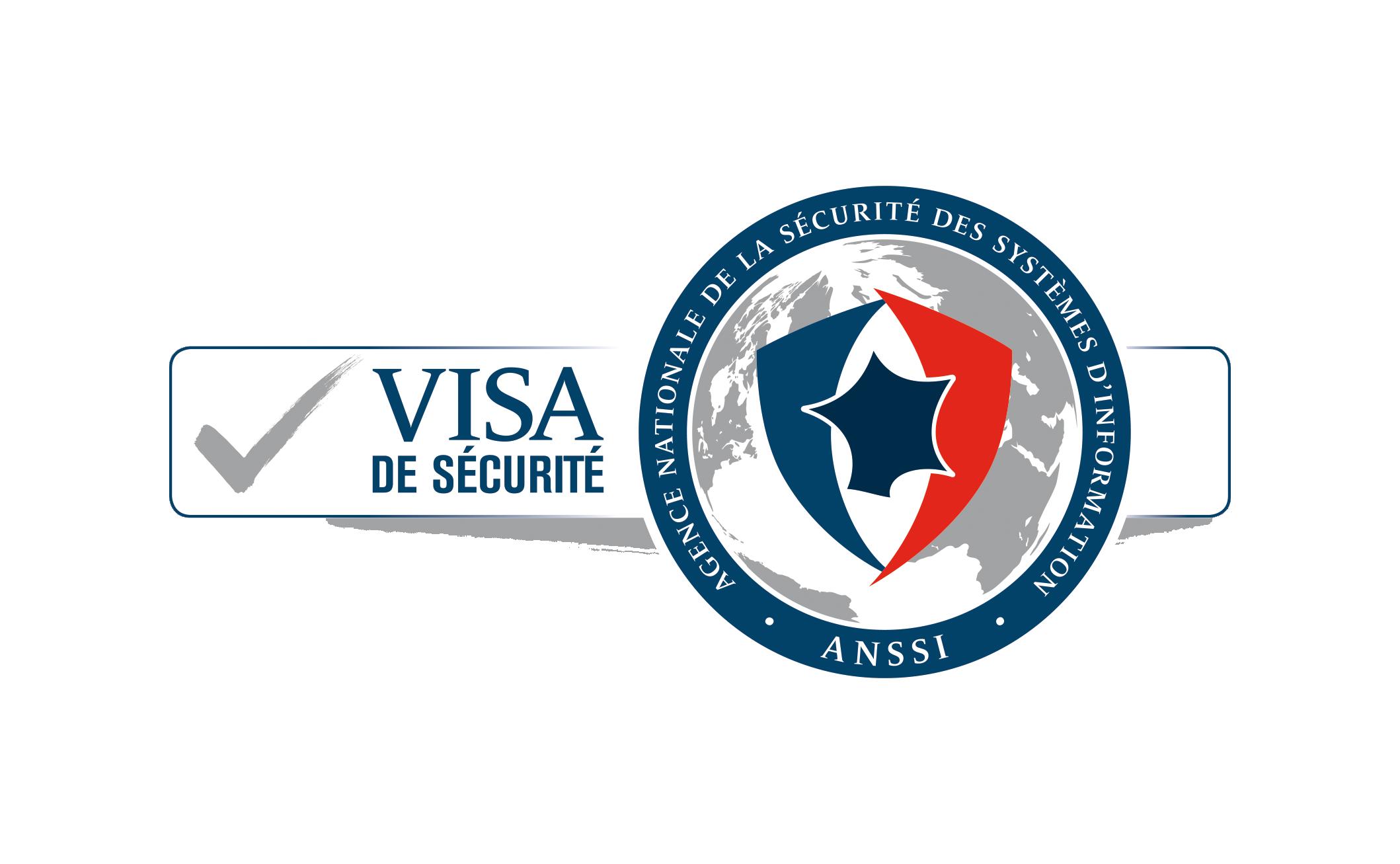 Visa de sécurité, certification ANSSI