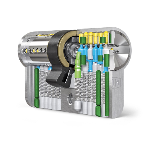 inside teco cylinder