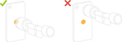 DOM Tapkey NFC Spot