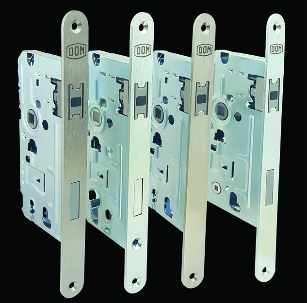 Berenika 4 types of locks
