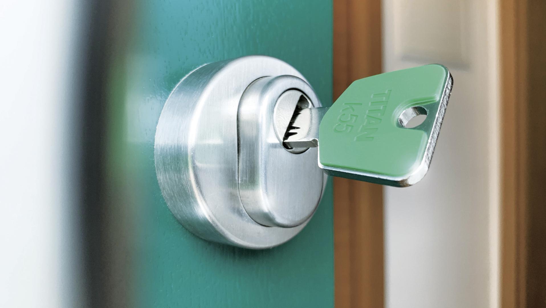 K55 green key