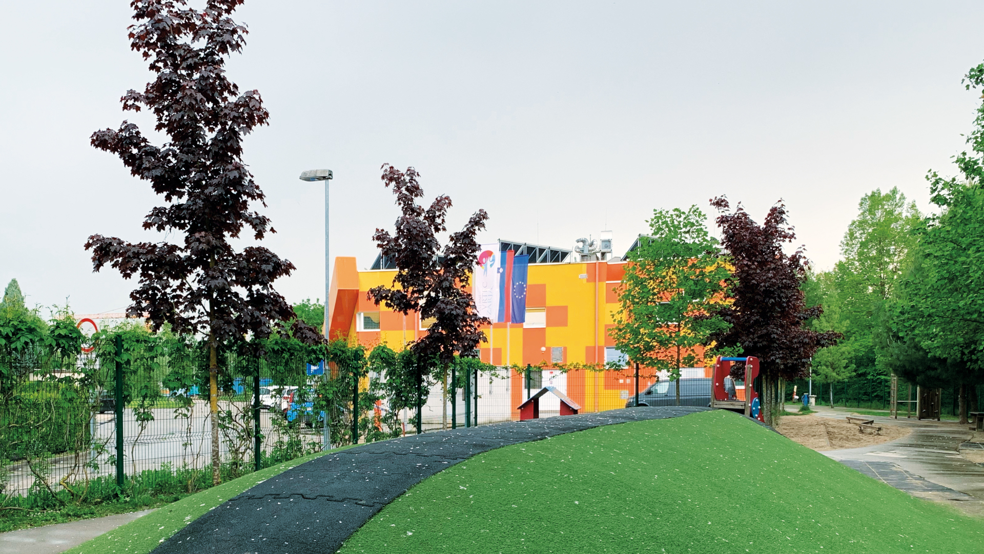 Zarja Kindergarten