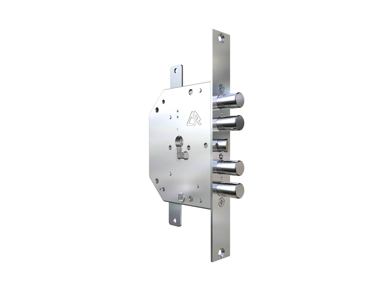 High security Mortise lock CR 2100 PE GEAR - Locks for