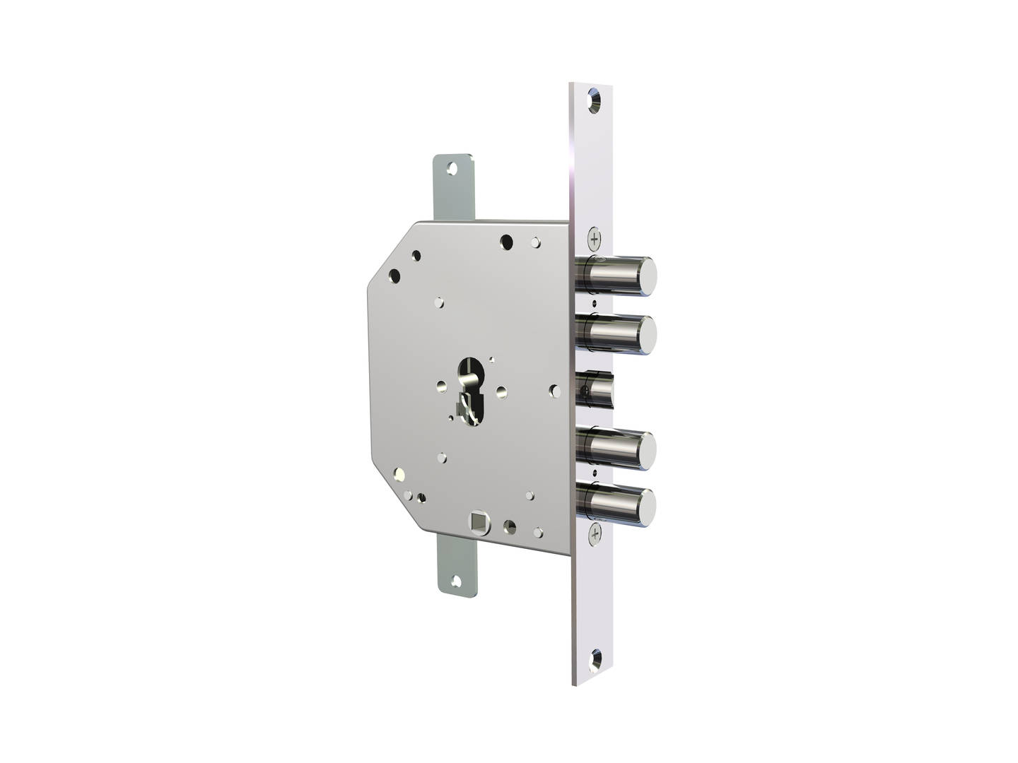 High security Mortise lock CR 2100 PE NEW - Locks for