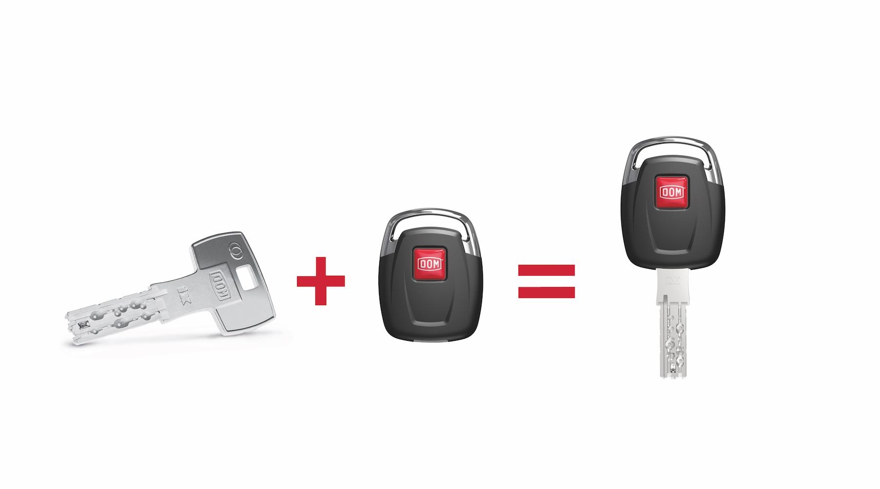 DOM ClipTag plus Key